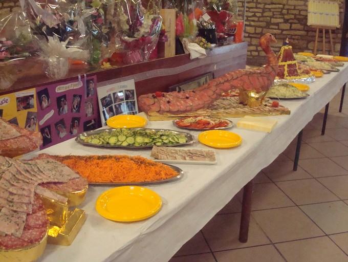 Izier boucher charcutier simon boeuf charollais agneau - Idee pour buffet froid maison ...